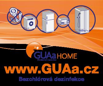 Bezchlórová dezinfekce GUAa Home