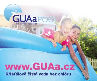 Bazénová chemie GUAa Pool